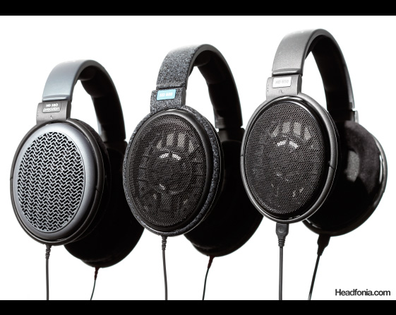 The Sennheiser Trio: HD580, HD600, HD650