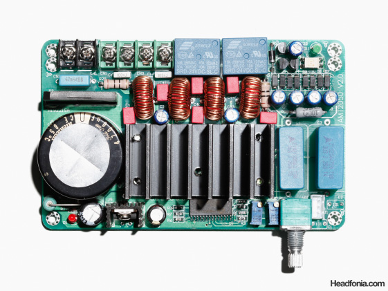 Hifimediy TK2050 Amplifier