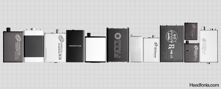 The Usual Suspects: 12 Portable Amps Compared