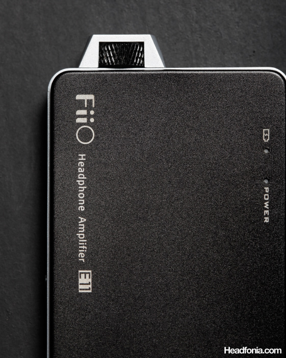 Fiio E11 Portable Amplifier