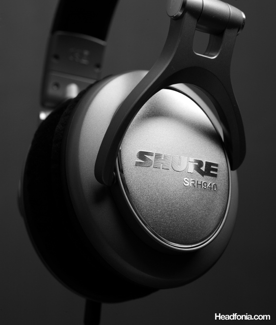 Shure SRH-940: Detail Monster