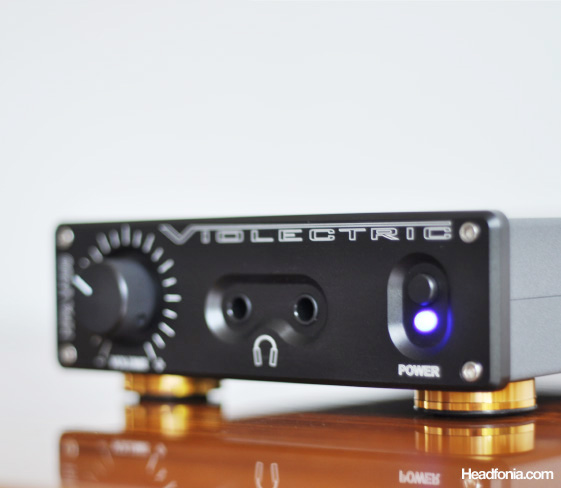 Violectric V100: German Pro-Audio Quality by LakePeople