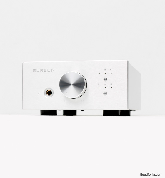 Less Blockage, More Music: Burson Soloist