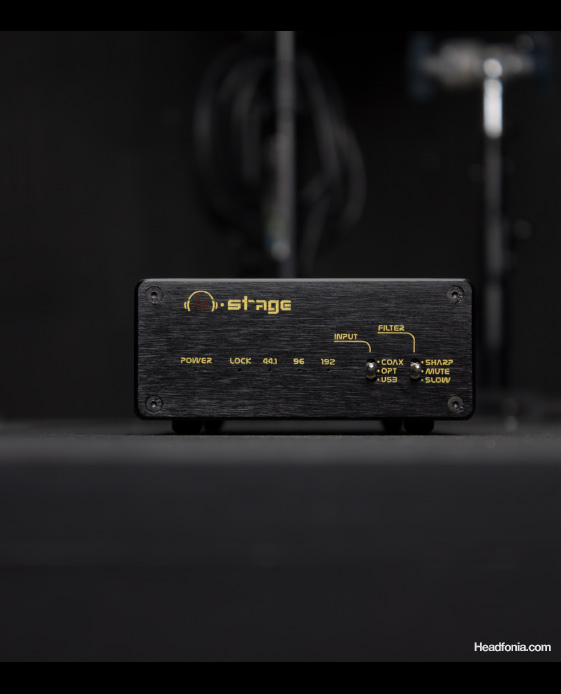 Matrix M-Stage DAC