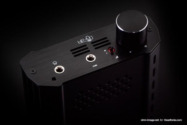 Fostex HP-V1 face
