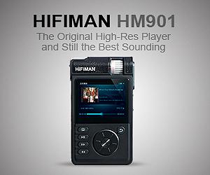 Hifiman Standard Banner October HM901 (Till 31 September 2015)
