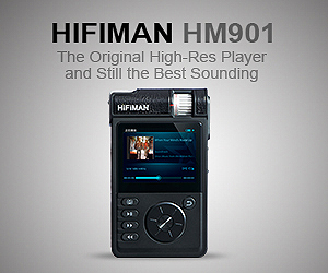 Hifiman Standard Banner October HM901 (Till 31 September 2015)