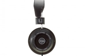 GRADO SR80E: The Evolution