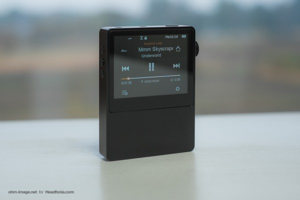 RWAK100 screen