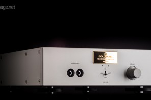 Goldmund Telos HDA Headphone Amplifier – Almost Clockwork