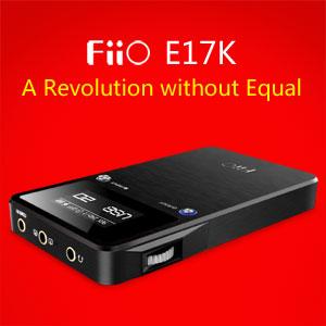 Fiio Standard Banner E17K AUGUST (Till 31/5/2016)