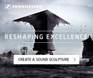 Sennheiser Reshaping Std Banner 11/09-10-11-12/2015