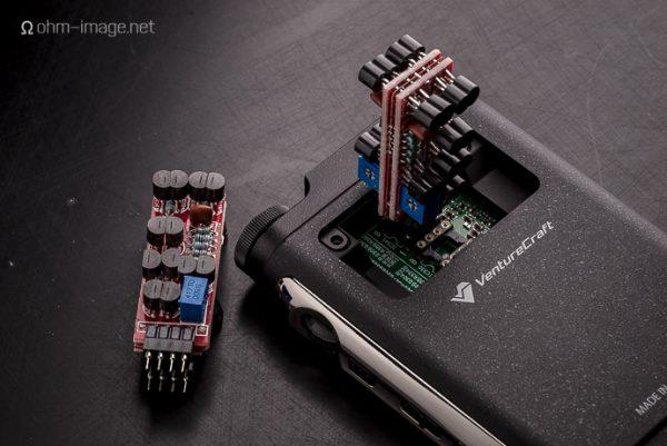 Venturecraft Valoq - Burson op-amps-1