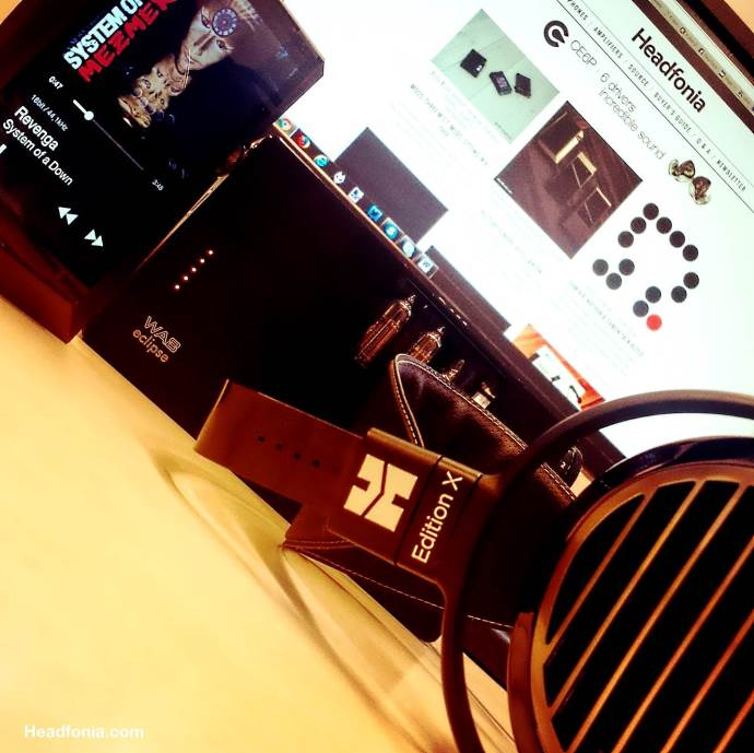 Review: Hifiman Edition-X – Game, set and match