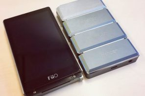 Review: All of Fiio's X7 AMP modules, Remote control and Docking station