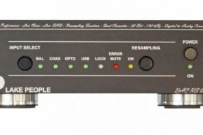 Review: Lake People DAC RS-06 – Stripped