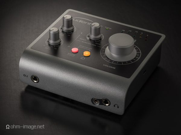 Audient iD4 controls-1