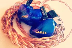 Review: Jomo Audio Samba – Makes me want to dance