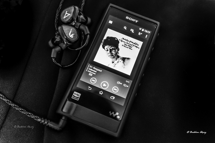Picture Sunday: Sony ZX2 Walkman