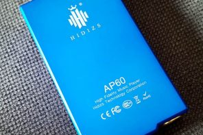 Review: The Hidizs AP60 – Body
