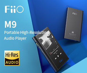 Fiio M9 from 211018 till end May 2019