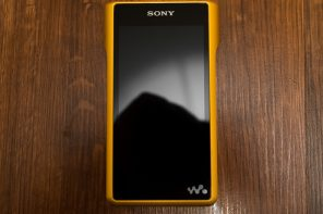 Picture Sunday: Sony WM1Z Walkman