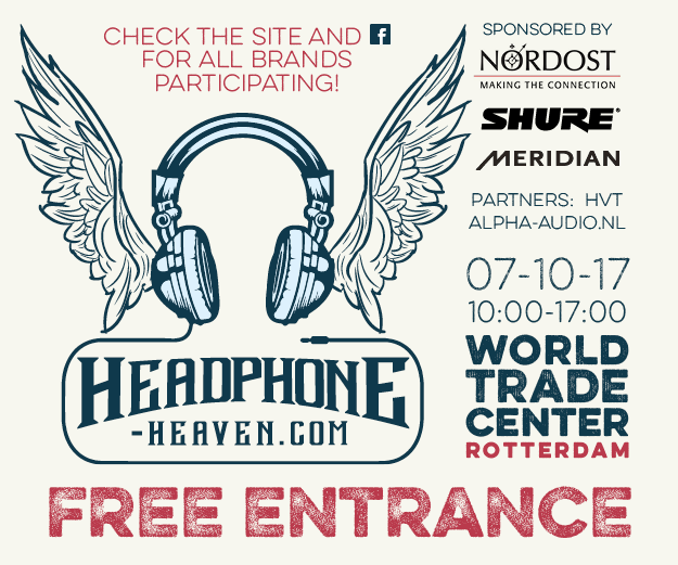 Headphone Heaven 11/8 tem 10/10
