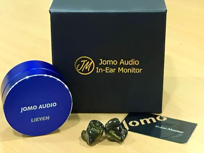 Review: Jomo Audio Flamenco – List material!