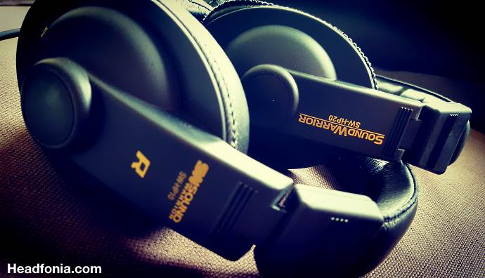 Review: Sound Warrior SW-HP10 SW-HP20