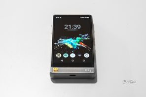 Picture Sunday: HiBy R6 Android DAP