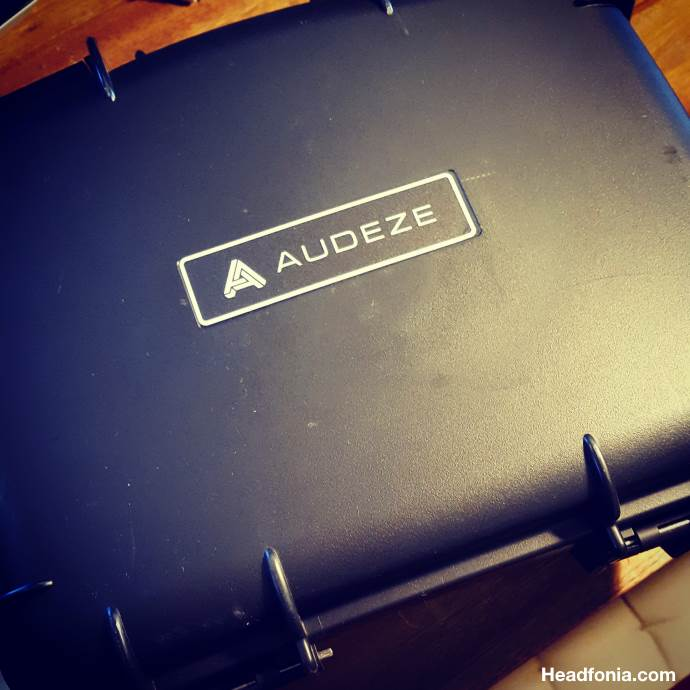 Picture Sunday – Audeze MX-4