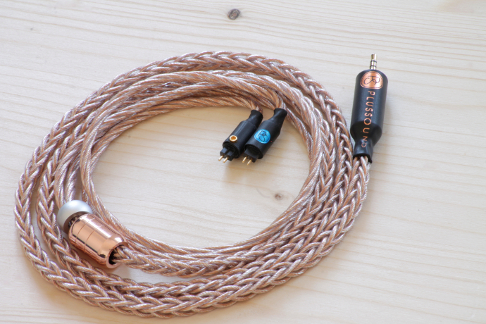Review: Plussound X8 Tri-Copper - World Premiere! - Headfonia ...