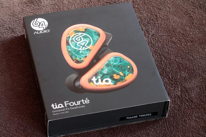 64 Audio Tia Fourté