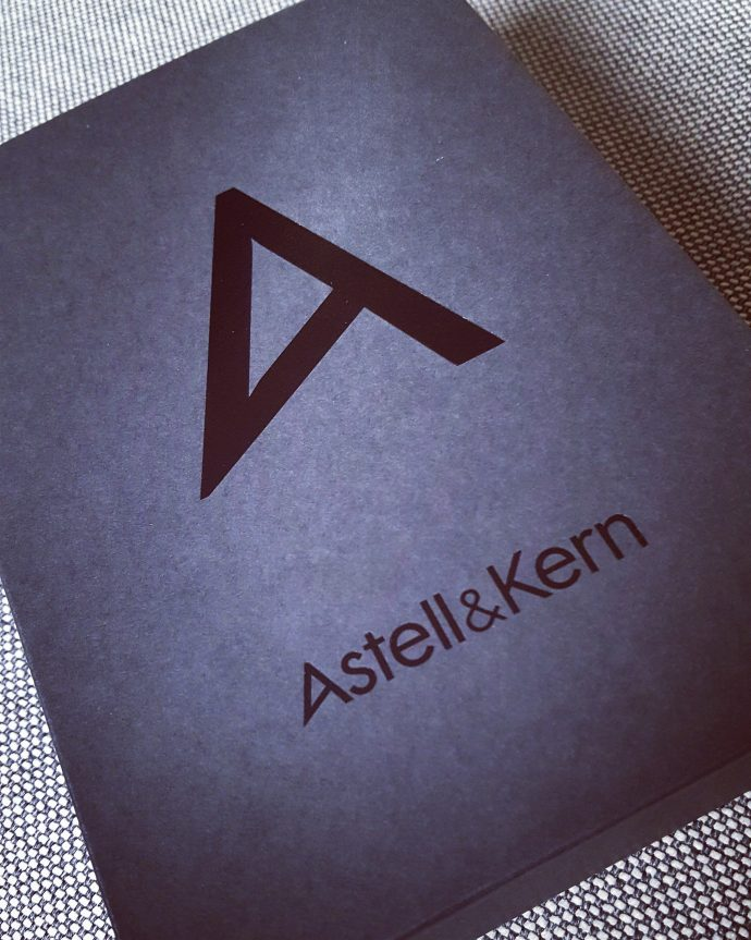 Picture Sunday – Astell&Kern SE100
