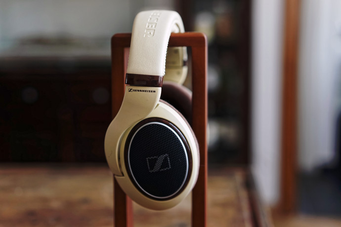 Picture Sunday - Sennheiser HD598 - For the love of wood